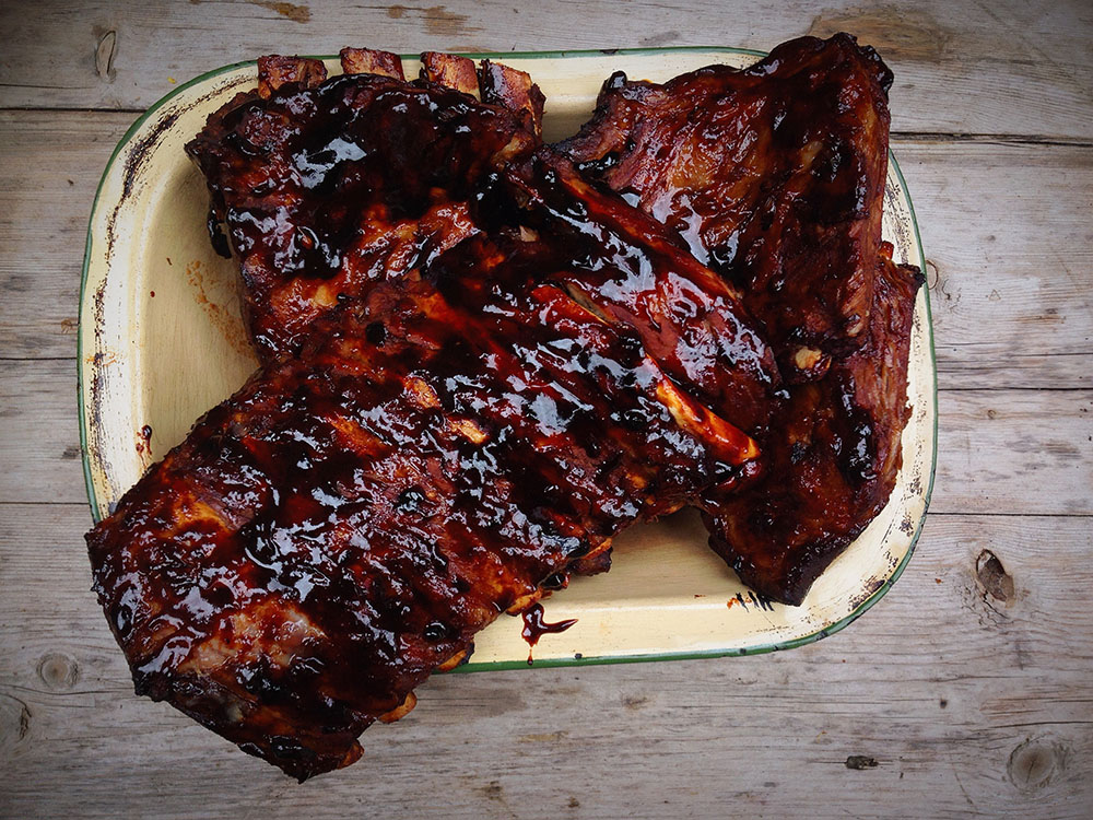 Stickyribs